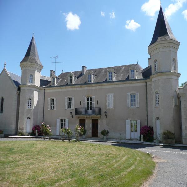 Offres de vente Château Saint-Hilaire-sur-Benaize 36370